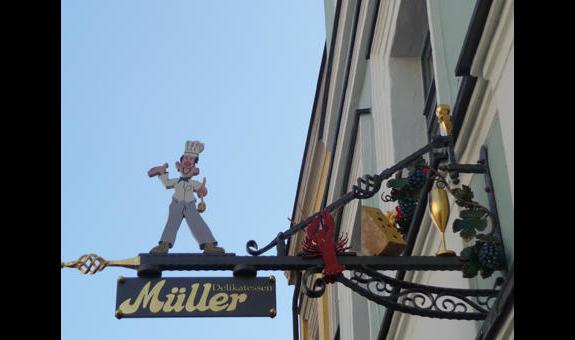 Delikatess-Müller Der Walter Müller