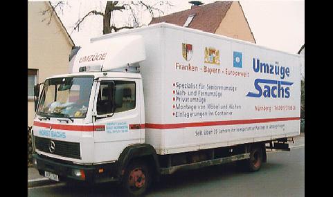 Seniorenumzüge Sachs GmbH