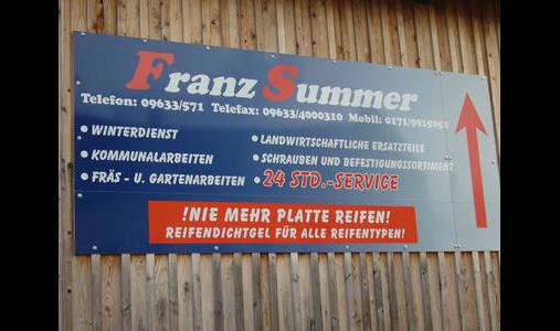 Summer Franz