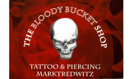 THE BLOODY BUCKET SHOP Kulczak André