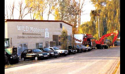 WILD-Motoren GmbH & Co. KG