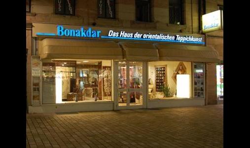 Logo von BONAKDAR Teppichkultur