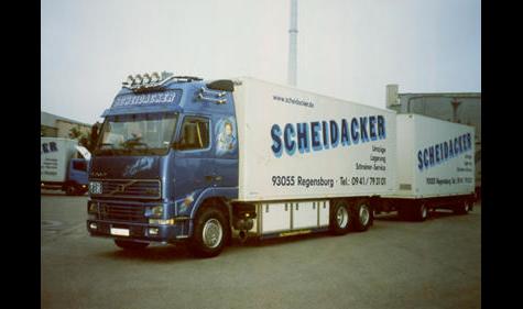 Scheidacker Umzüge GmbH