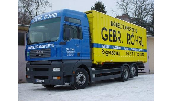 Röhrl Transport + Möbelspedition GmbH
