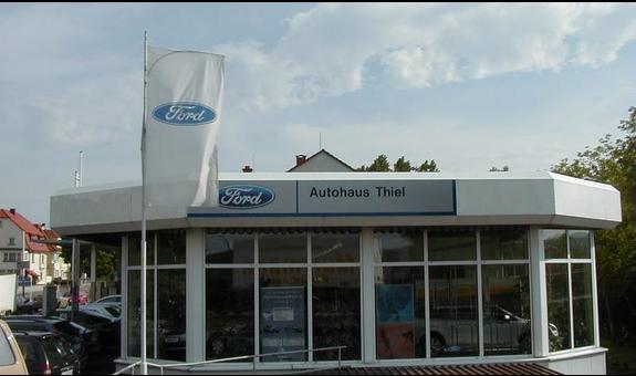 Ford Autohaus Thiel Kfz Werkstatt & Service GmbH
