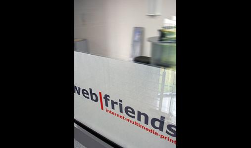 Logo von webfriends GbR