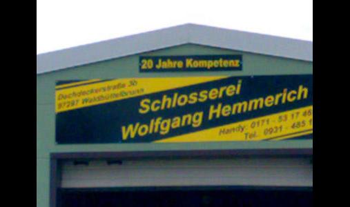Hemmerich Wolfgang GmbH