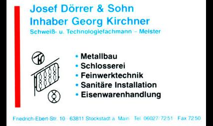 Dörrer J. & S. Inh. G. Kirchner