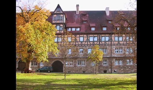 Logo von Seniorenwohnen Bürgerheim Rothenburg o.d.T.