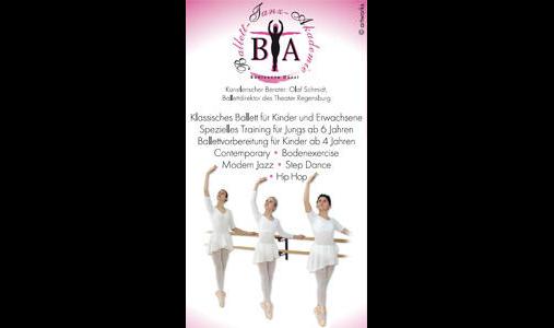 Ballett-Tanz-Akademie Bonivento Dazzi