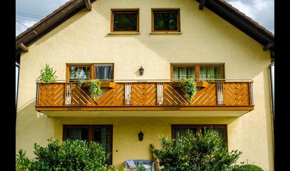 Fränkische Balkone Heike Drütschel