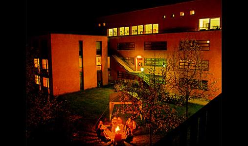 Studentenwohnheim Melanchthonheim der Protestantischen Alumneumsstiftung