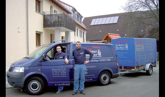 Pohler & Weller Heizung & Sanitär