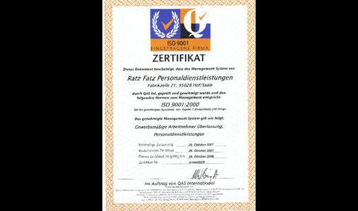 Ratz-Fatz Personaldienstleistungen