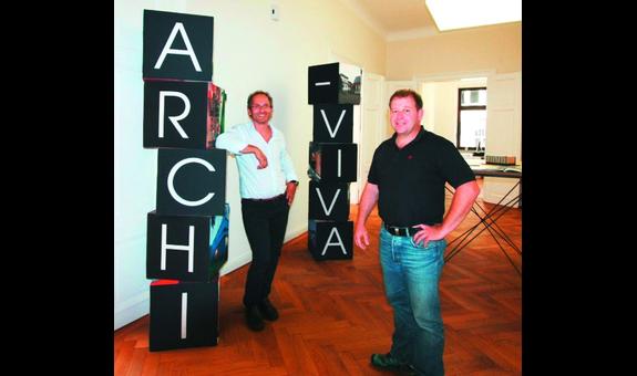 ARCHI VIVA Architekten, Lutz Wallenstein und Matthias Hanstein