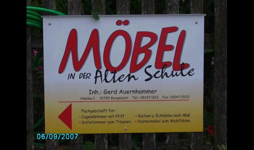 Möbel in der Alten Schule Inh. Gerd Auernhammer