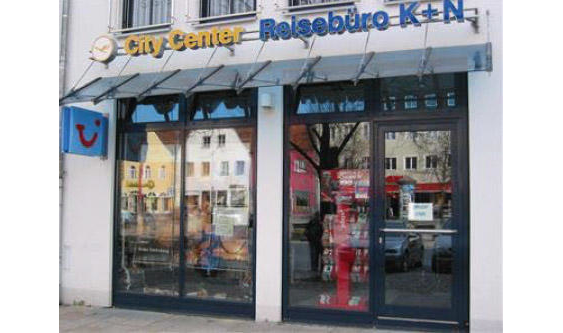 Reisebüro K + N Lufthansa City Center
