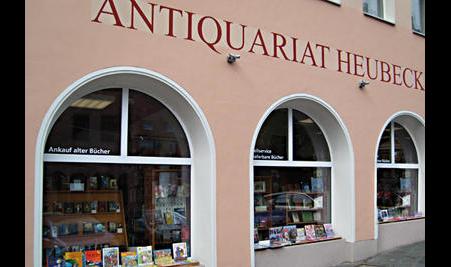 Alte Bücher Heubeck