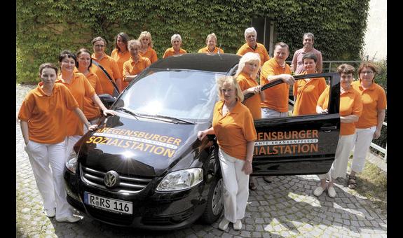 Sozialstation Regensburger A. Stadt/Landkreis
