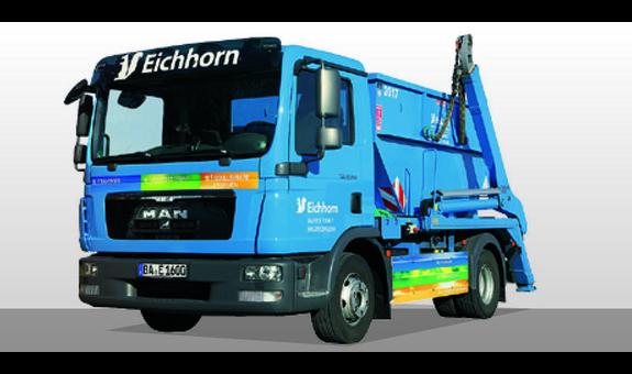 Containerdienst Eichhorn