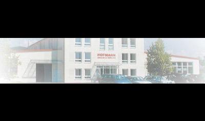 Druckerei Hofmann Druck & Verlag