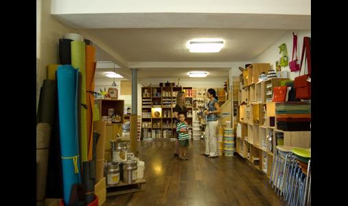 Werkstatt Holz & Farbe