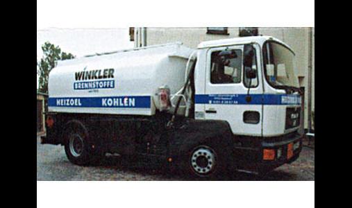 Brennstoffe Winkler