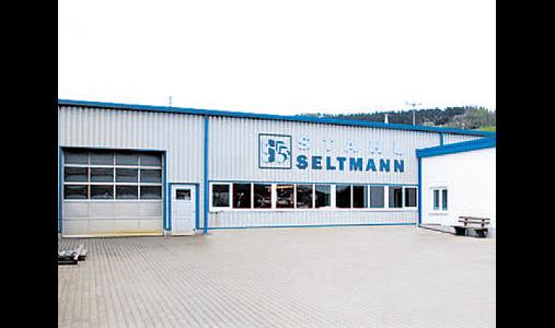 Logo von Stahl Seltmann GmbH