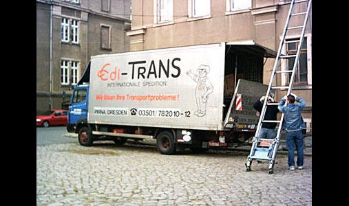 Edi - TRANS Distribution und Spedition GmbH
