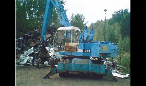 Schrott- und Metallhandel Pawel GbR