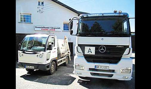 Frank Lange Brennstoffhandel & Fuhrgeschäfte