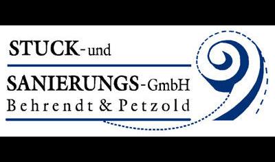 Logo von STUCK- und SANIERUNGS-GmbH Behrendt & Petzold
