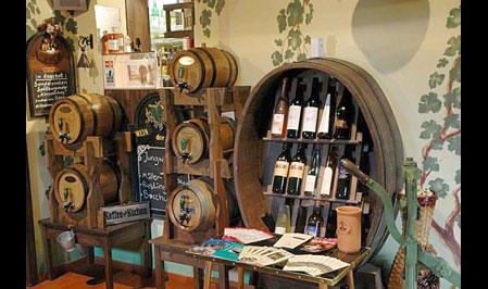 Am Goldenen Wagen - Sächsischer Weinkeller und Weinhandlung