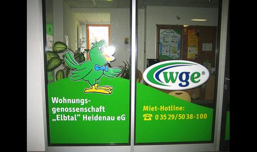 WGE Wohnungsgenossenschaft Elbtal Heidenau eG