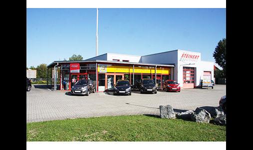 Steinert Automobile OHG KIA Servicepartner