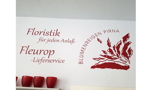 Logo von Blumenreigen pirna