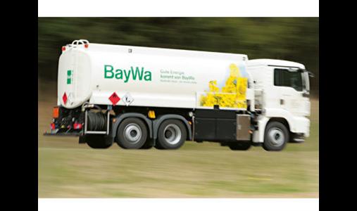 Logo von BayWa AG, Energie/Mineralöle
