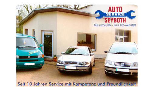 Logo von Autoservice Seyboth Thomas