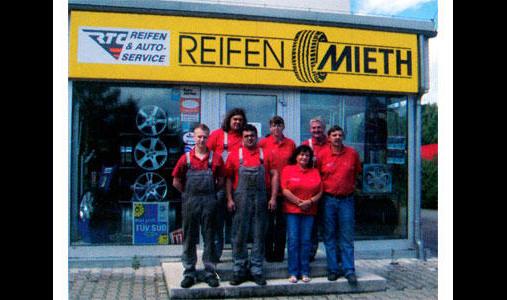 Reifen- u. Autoservice Mieth
