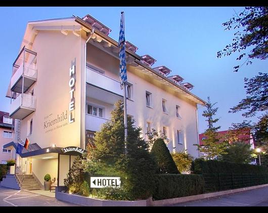 Kundenbild groß 1 Hotel Kriemhild am Hirschanger