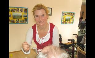 Marion Mandl-Plieth Logopädin