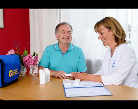 Kundenbild groß 1 Ambulanter Pflegedienst Gabriele Schreyer