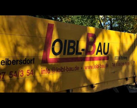 Kundenbild groß 1 Loibl-Bau GmbH