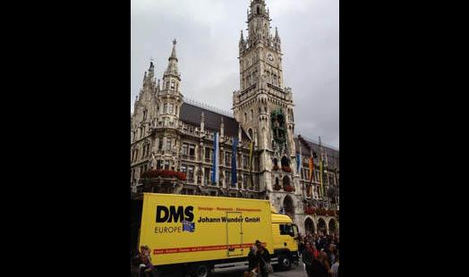 Logo von DMS Johann Wunder GmbH