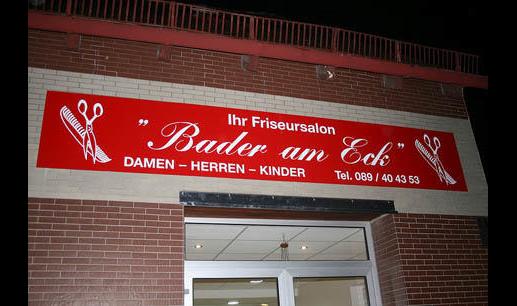 Logo von Bader am Eck