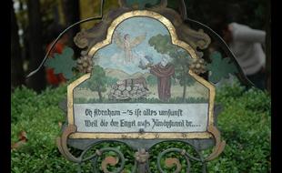 Werbung in Apfeldorf