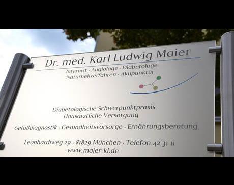 Kundenbild klein 2 Maier Karl Ludwig Dr.med.