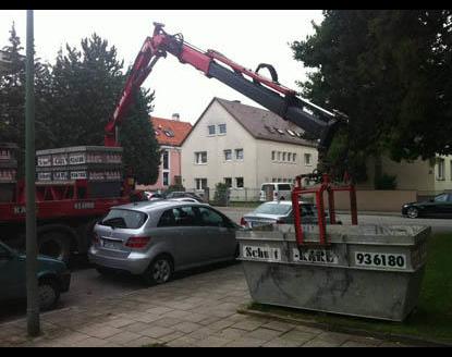 Kundenbild klein 3 Abfallentsorgung Schutt - Karl - GmbH