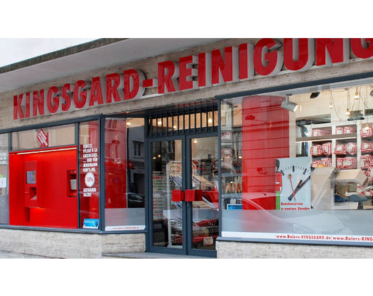 Kundenbild klein 2 KINGSGARD Textilpflege 10x in München
