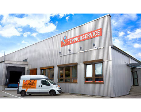 Kundenbild klein 2 K.I. Teppich-Service